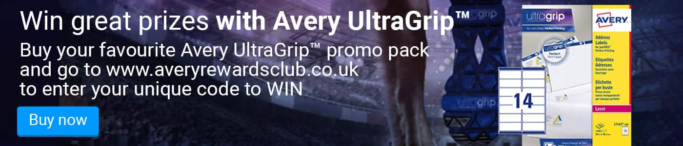 Avery UltraGrip